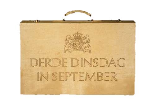 De derde dinsdag in september: Prinsjesdag