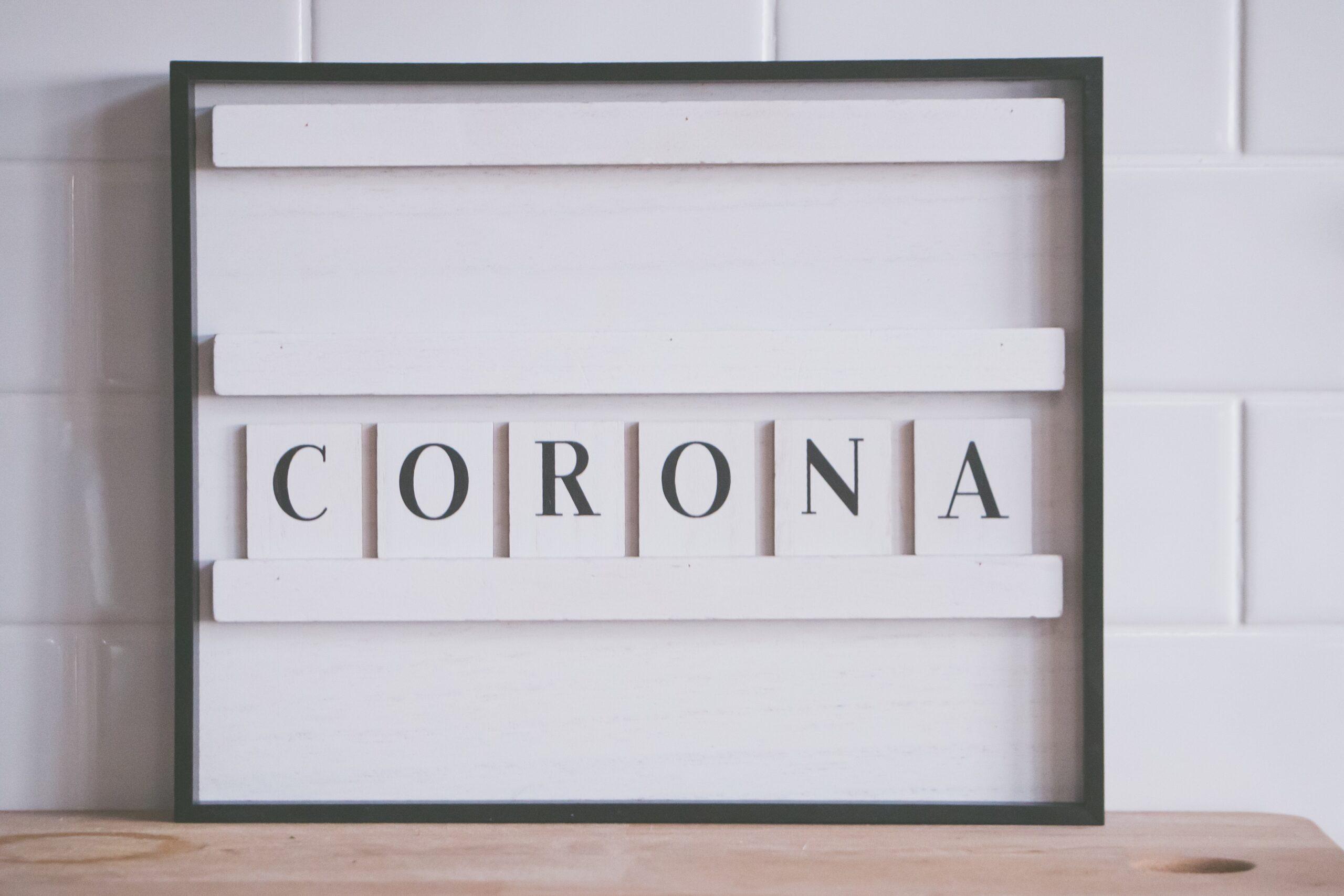 coronamaatregelen op de werkvloer